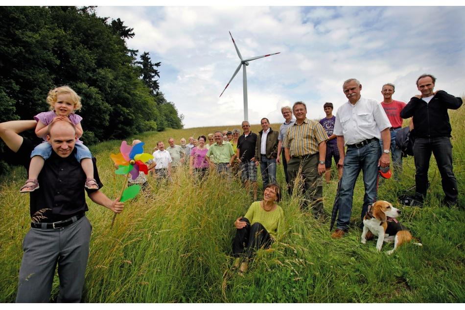Windenergie Bürgerwerke
